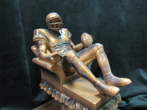 Fantasy Football close-up
